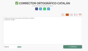corrector ortografico catalan